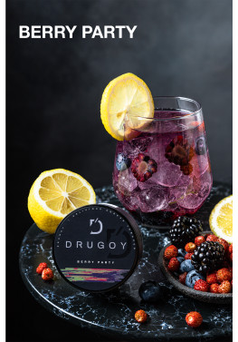Табак Drugoy Berry Party 100 грамм