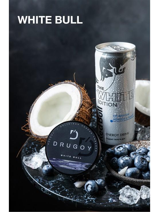 Тютюн Drugoy White Bull 100 грам