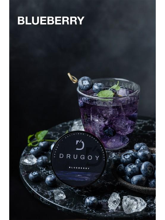 Тютюн Druoy Blueberry 25 грам