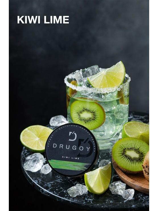 Табак Drugoy Kiwi Lime 100 грамм