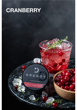 Тютюн Drugoy Cranberry 100 грам