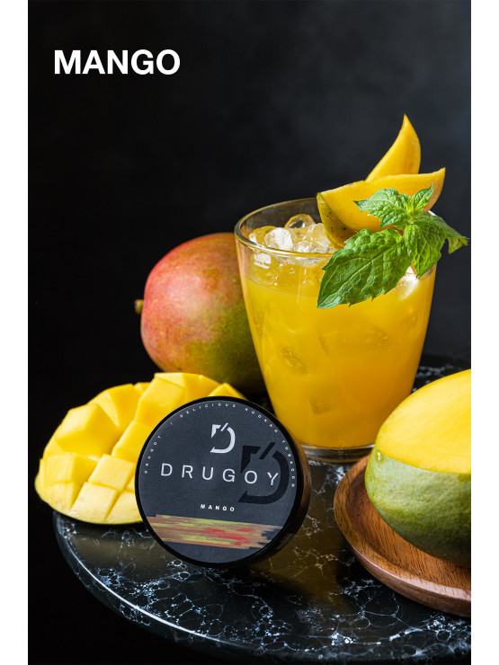 Табак Druoy Mango 25 грамм