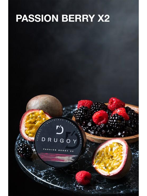 Тютюн Druoy Passion Berry x2 25 грам
