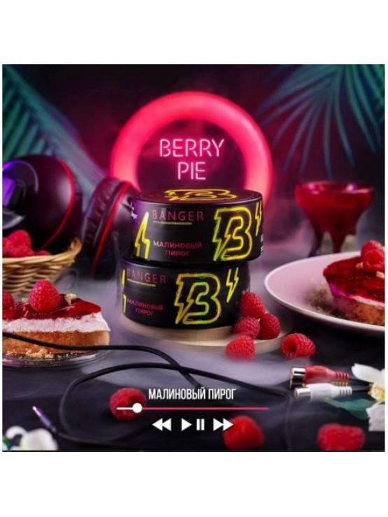 Тютюн Banger Berry Pie (Малиновий пиріг) - 100 грам