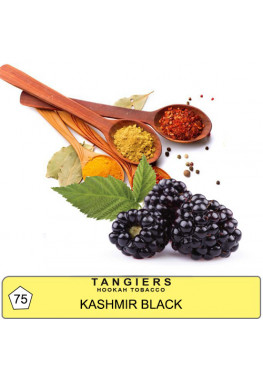 Тютюн Tangiers Kashmir Black (Чорний кашмир) - 100 грам