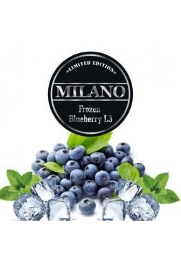 Табак Milano Limited Edition L3 Frozen Blueberry 100грамм