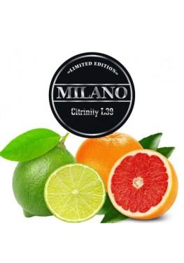 Тютюн Milano Limited Edition  L39 Citriniti 100грам