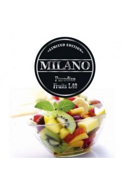 Табак Milano Limited Edition L40 Paradise Fruits 100грамм