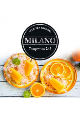 Тютюн Milano Limited Edition  L41 Temptation 100грам