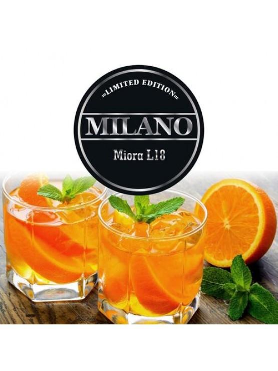Тютюн Milano Limited Edition LE L18 Miora 100грам