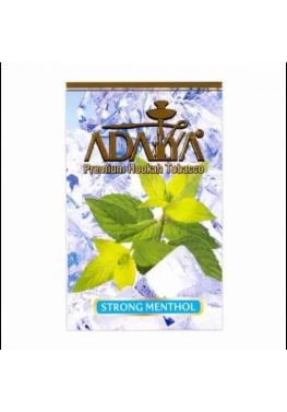 Тютюн Adalya Strong Menthol (Сильний Ментол - 50 грам