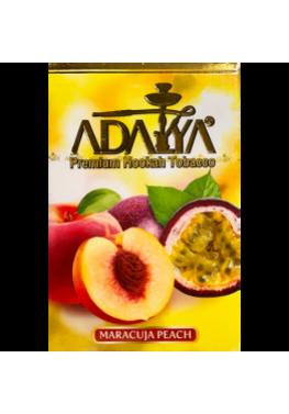 Тютюн Adalya Maracuja Peach (Маракуйя Персик)  - 50 грам