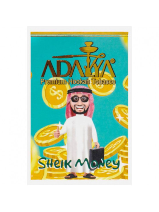 Тютюн Adalya Sheik Money (Шейх Мані) -50 грам