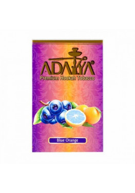 Тютюн Adalya Blue Orange (Синій Апельсин) - 50 грам