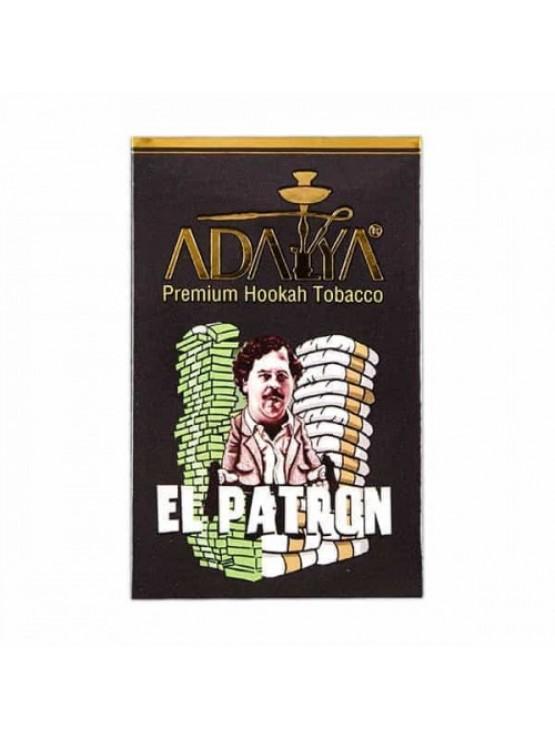 Тютюн Adalya El Patron (Ел Патрон) - 50 грам