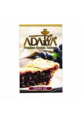 Тютюн Adalya Grape Pie (Виноградний Пиріг) - 50 грам