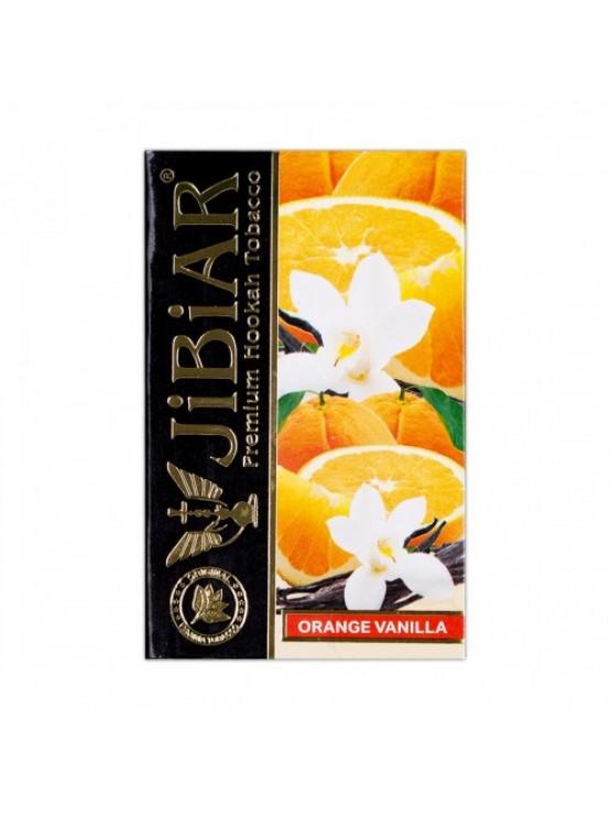 Тютюн Jibiar Orange Vanilla (Апельсин Ваніль) -50 грам