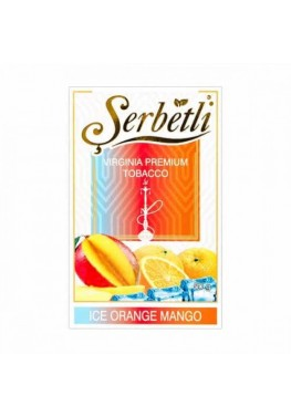 Тютюн Serbetli Ice Orange Mango (Лід Апельсин Манго) - 50 грам