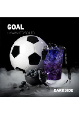Табак Darkside Core Goal (Черника энергетик) - 100 грамм