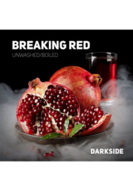 Тютюн Darkside Core Breaking Red (Гранат) - 100 грам