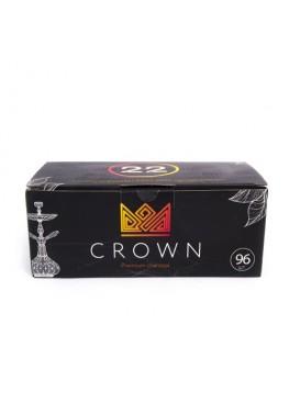 Вугілля кокосове Crown 1кг (96 шт)