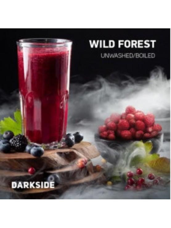 Табак Darkside Core Wild Forest 100 грамм (Дикая земляника)