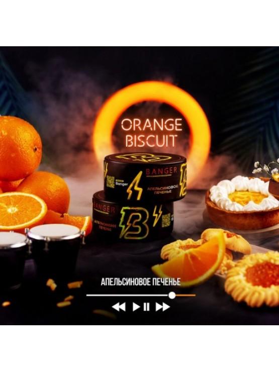 Табак Banger Orange Biscuit  (Апельсиновое Печенье)  -100грам