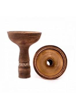 Чаша для кальяна MUMMY LEX (глина)