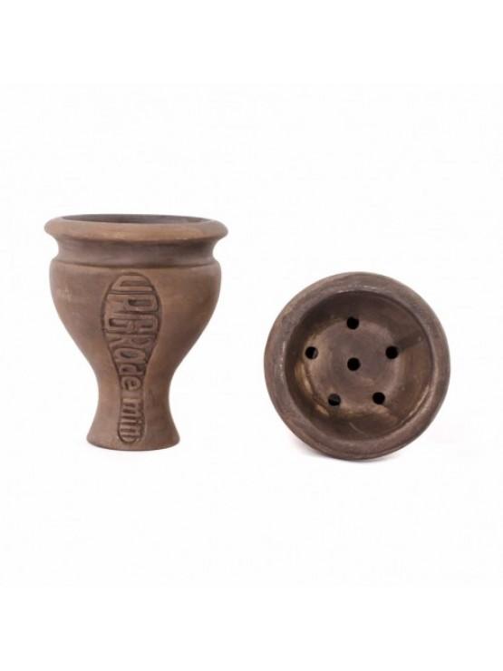Чаша для кальяну UPGRADE FORM MINI LEX AMBER  (глина)