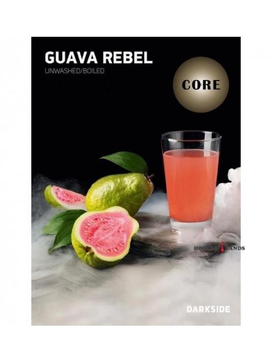 Тютюн Darkside Core Guava Rebel (Гуава) - 100 грам