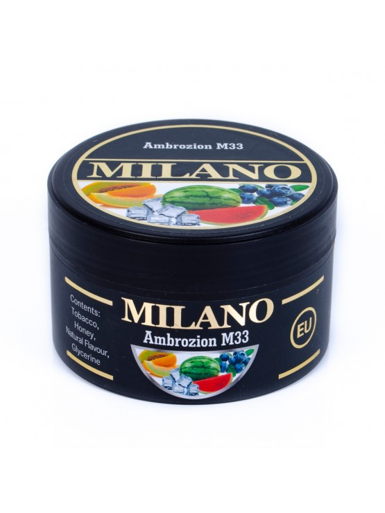 Тютюн Milano Ambrozion M33 (Амброзіон) - 100 грам