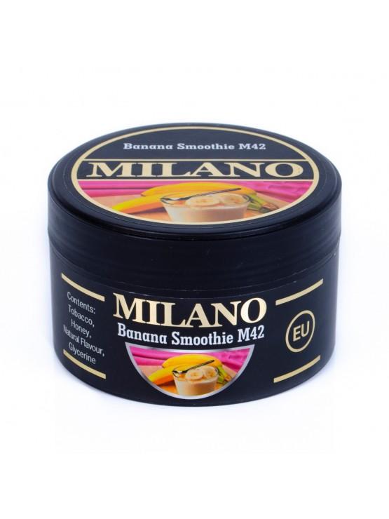 Тютюн Milano Banana Smoothie M42 (Банановий Коктейль) - 100 грам