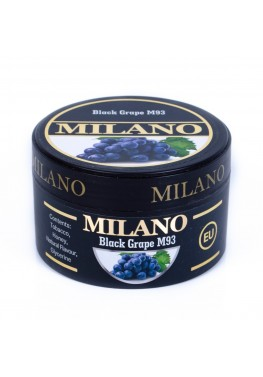 Тютюн Milano Black Grape M93 - 100 грам