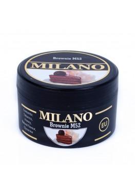 Тютюн Milano Brownie M52 (Брауні) - 100 грам