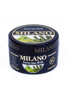 Табак Milano Cactus Lime M105  - 100 грамм