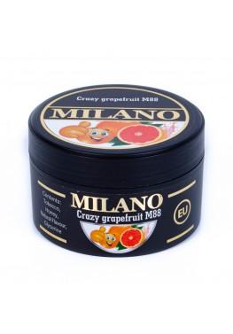 Табак Milano Crazy Grapefruit M88 (Сумасшедший Грейпфрут) - 100 грамм