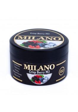 Табак Milano Crisp Berry M3 (Хрустящая Ягода) - 100 грамм