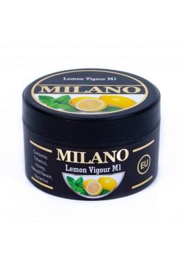 Табак Milano Lemon Vigour M1 (Лимон Мята) - 100 грамм
