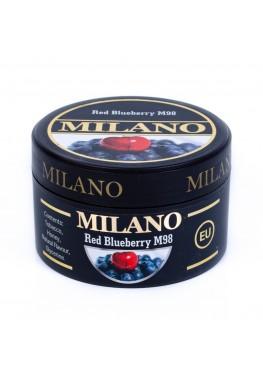Тютюн Milano Red Blueberry M98 - 100 грам