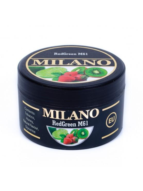 Табак Milano Red Green M61 (Красный Зеленый) - 100 грамм