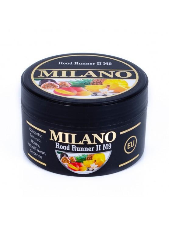 Табак Milano Road Runner II M9 (Дорожный Бегун 2) - 100 грамм