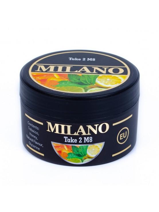 Тютюн Milano Take2 M8 (Дубль 2) - 100 грам