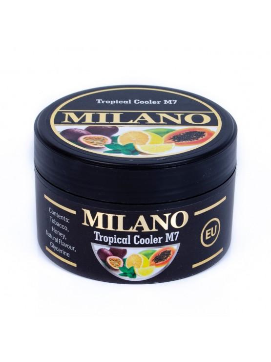 Тютюн Milano Tropical Cooler M7 (Тропічна Прохолода) - 100 грам