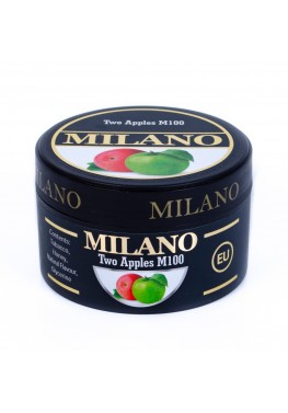 Табак Milano Two Apples M100  - 100 грамм
