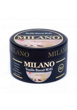 Табак Milano Vanilla Biscuit M103  - 100 грамм