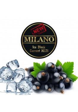 Тютюн Milano Ice Blackcurrant М121 (Лід Чорна Смородина) - 50 грам