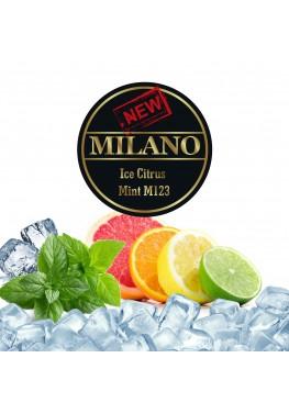 Тютюн Milano Ice Citrus Mint М123 (Лід Цитрус М'ята) - 50 грам