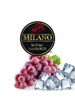 Тютюн Milano Ice Grape Isabella M124 (Лід Виноград Ізабелла) - 50 грам