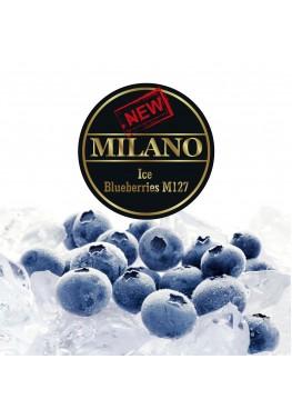 Табак Milano Ice Blueberries М127 (Ледяная Черника) - 50 грамм