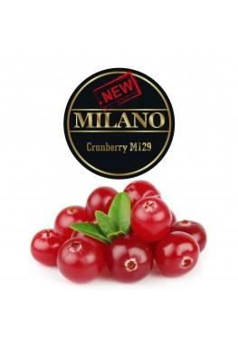 Тютюн Milano Cranberry М129 (Журавлина) - 50 грам